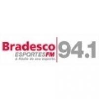 Logo R�dio Bradesco Esportes FM 94.1