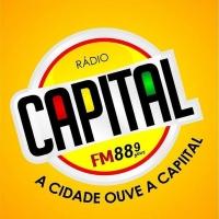 Rádio Capital FM - 88.9 FM