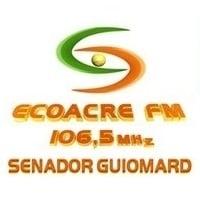 Rádio Ecoacre - 106.5 FM