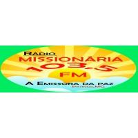 Radio Missionaria Da Paz - 103.5 FM