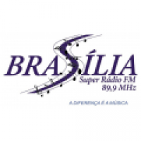 Brasília Super Rádio FM - 89.9 FM