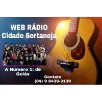 Web Rádio Cidade Sertaneja