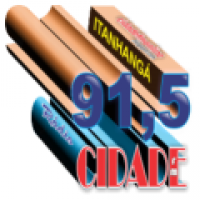 Rádio Cidade FM - 91.5 FM