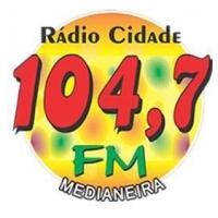 Rádio Cidade - 104.7 FM