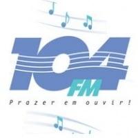 Rádio 104 FM - 104.7 FM