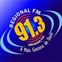 Rádio Regional FM - 91.3 FM