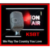 Logo KSBT Radio 91.3 The Texas Tornado