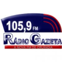 Logo R�dio Gazeta 105.9 FM