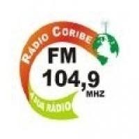 Logo R�dio Coribe 104.9 FM