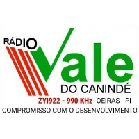 Rádio Vale do Canindé - 990 AM