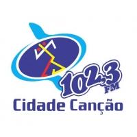 Rádio Cidade Canção - 102.3 FM