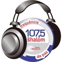 Rádio Shalom FM - 107.5 FM