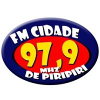Rádio Cidade de Piripiri - 97.9 FM