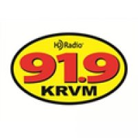 Logo Radio KRVM-FM