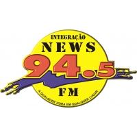 Rádio Integração News FM - 94.5 FM