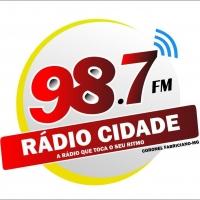 Rádio CIDADE FM - 98.7 FM