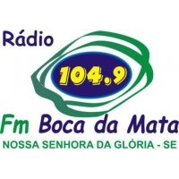 Rádio Boca da Mata - 104.9 FM