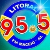 Rádio Litoral FM - 95.5 FM
