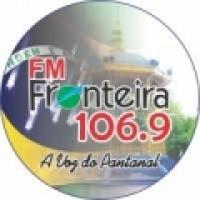Rádio Fronteira - 106.9 FM
