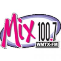 Rádio Mix 100.7 100.7 FM