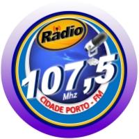 Rádio Cidade Porto FM - 107.5 FM
