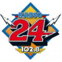 Rádio 24 - 102.8 FM