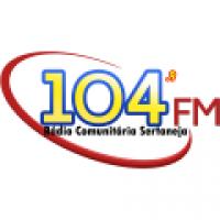Rádio Sertaneja FM - 104.9 FM