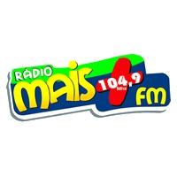 Rádio Mais FM - 104.9 FM