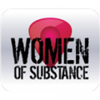 Logo Women of Substance Radio