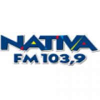 Logo R�dio Nativa 103.9 FM
