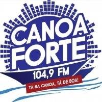 Rádio Canoa Forte FM - 104.9 FM