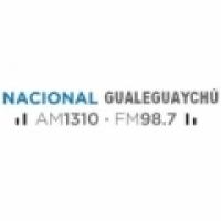 Radio Nacional Gualeguaychú 1310 AM 98.7 FM