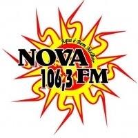 Rádio Nova FM - 106.3 FM