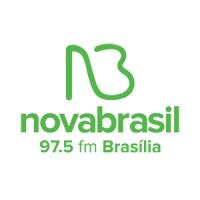 Rádio Nova Brasil FM - 97.5 FM
