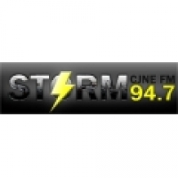 Logo Rádio The Storm 94.7 FM