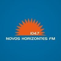 Rádio Novos Horizontes - 104.7 FM