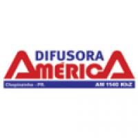 Logo Rádio Difusora América 1140 AM