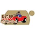 Logo Radio KGFF 1450 AM