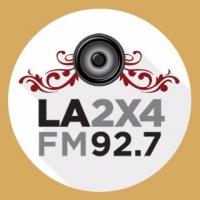 Rádio La 2x4 - 92.7 FM