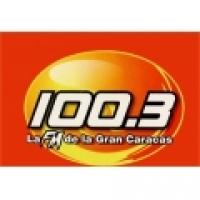 Rádio Gran Caracas 100.3 FM