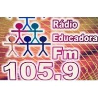 Rádio Comunitária Educadora FM 105.9 FM