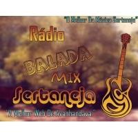 Web Rádio Balada Mix Sertaneja