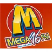 Rádio Mega 96 FM - 96.5 FM