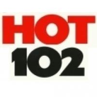 Logo Rádio HOT102