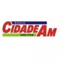 Logo Rádio Cidade AM