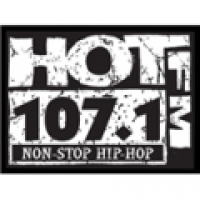 Logo Radio Hot 107.1 107.1 FM