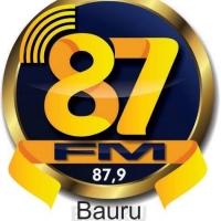 Rádio 87 FM Bauru - 87.9 FM