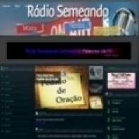 Logo Rádio Semeando