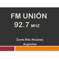 Radio FM Unión - 92.7 FM