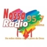 Nossa Rádio Pacaraima - 95.7 FM